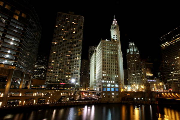 Chicago Tribune Wall Art - Photograph - Chicago by J.castro