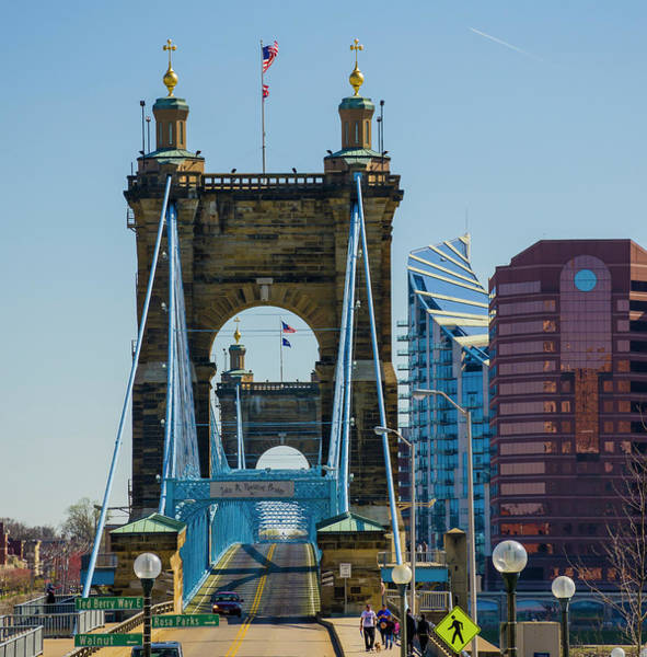 Wall Art - Photograph - Cincinnati, Ohio, Usa by Anna Miller