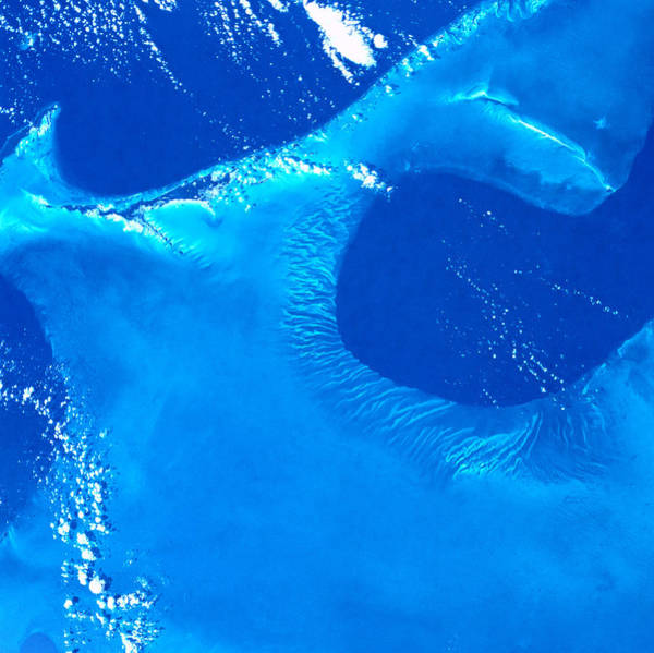 Wall Art - Photograph - Earth Viewed From A Satellite by Stockbyte