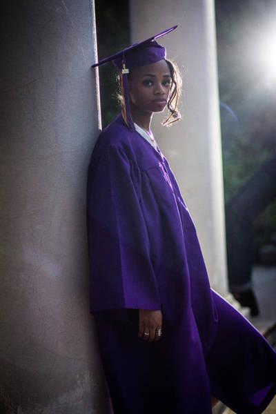 Photograph - Grad by Kenny Thomas