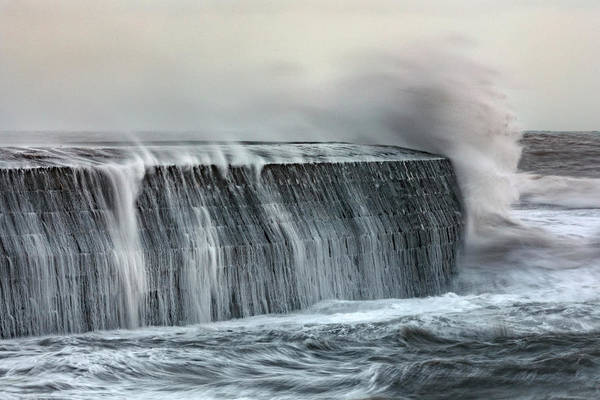 Wall Art - Photograph - Lyme Regis - England by Joana Kruse