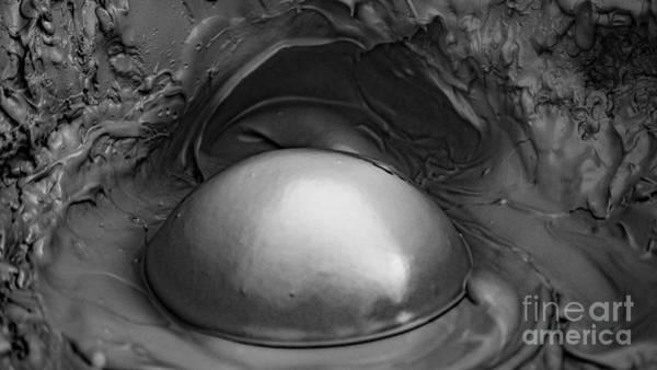 Photograph - Mud Bubble by Mark Jackson