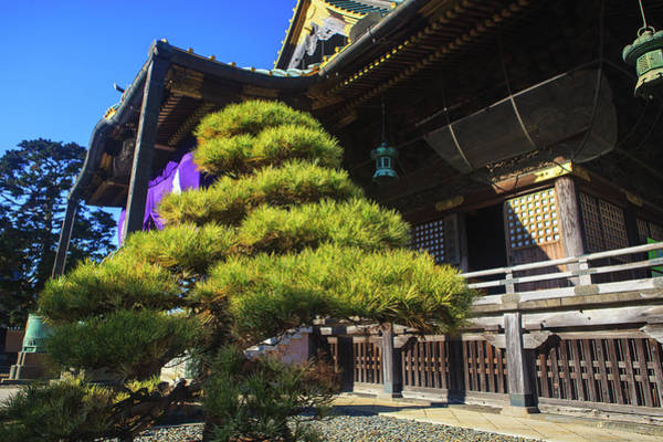 Wall Art - Photograph - Narita Traditional Religious Temple Complex by Kim Vermaat