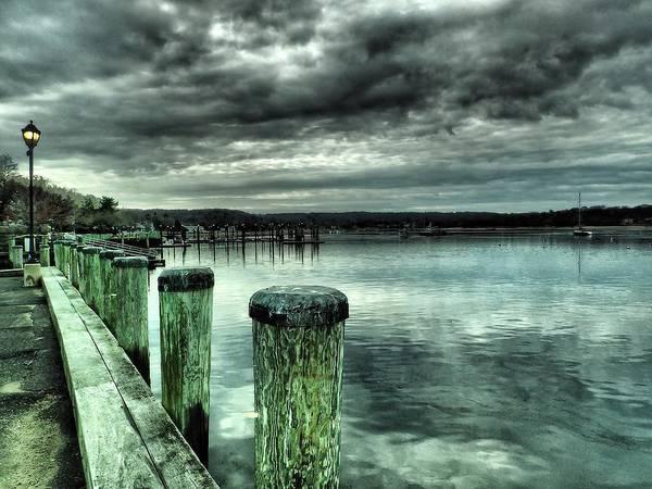 Photograph - Northport Dock by Susan Jensen
