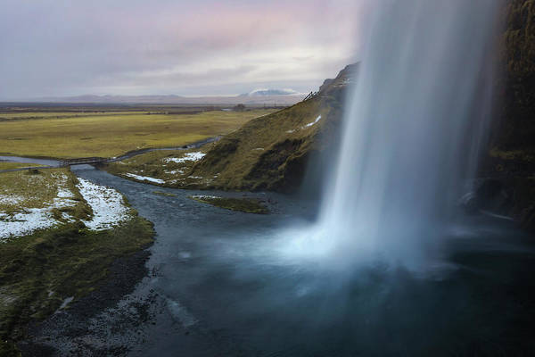 Wall Art - Photograph - Seljalandsfoss - Iceland by Joana Kruse