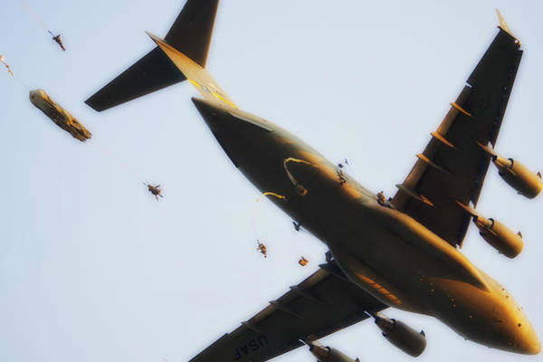 Wall Art - Photograph - 82nd Airbourne by Taylor Hoganson