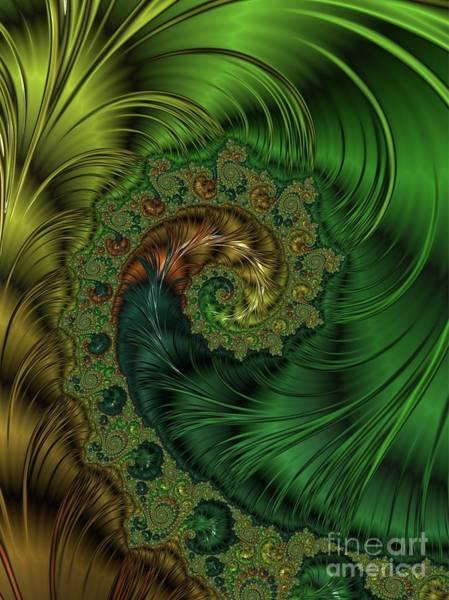 Kaleidoscope Digital Art - Beautiful Abstracts By Raphael Terra by Raphael Terra
