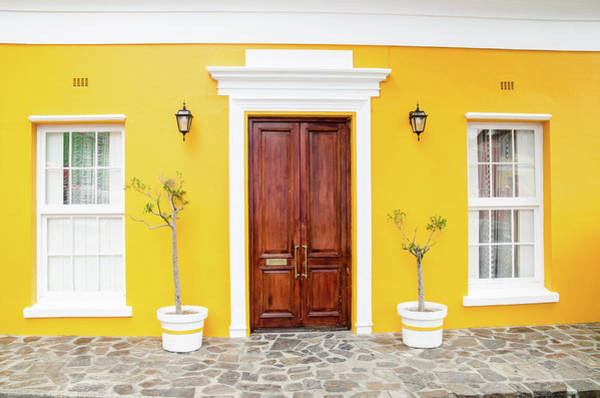 Photograph - Bo-kaap Area Of Cape Town by Rob Huntley