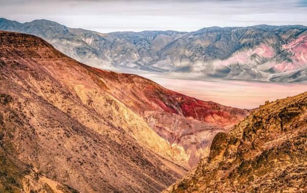 Photograph - Death Valley National Park Scenery by Alex Grichenko