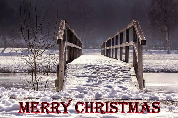 Wall Art - Photograph - Merry Christmas by Robert Kinser