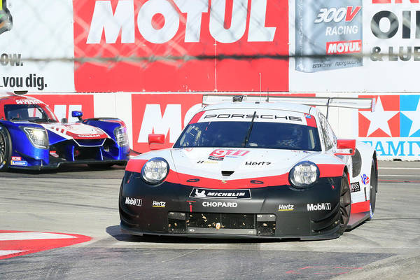 Wall Art - Photograph - #911 Porsche Gtlm by Shoal Hollingsworth