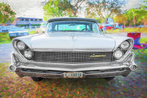 Wall Art - Photograph - 959 Lincoln Continental Town Car Mk Iv 118 by Rich Franco