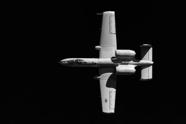 Photograph - A-10 Blackout by Chris Buff