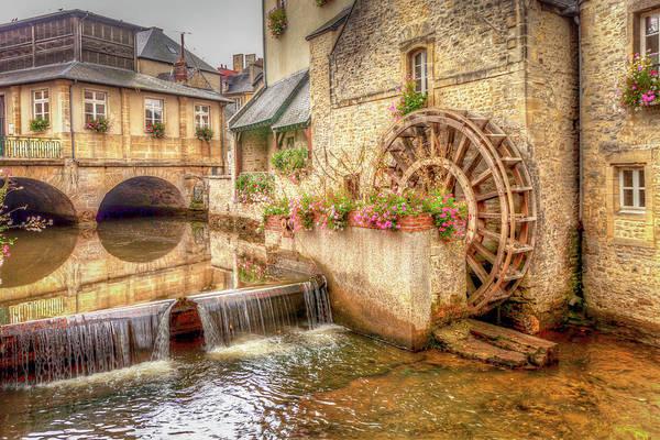 Wall Art - Photograph - A Bayeux Mill by W Chris Fooshee