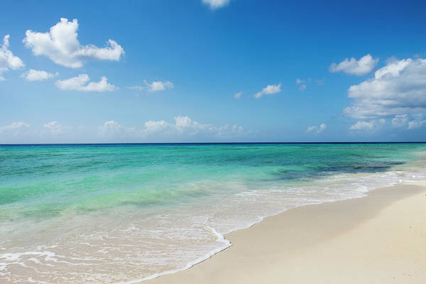 Caribbean Photograph - A Beautiful Caribbean Beach by Buena Vista Images