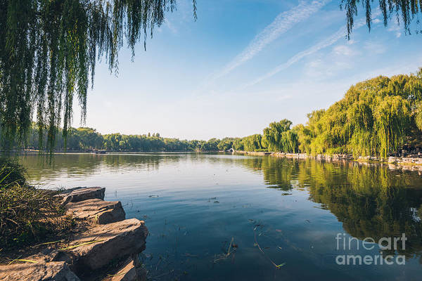 Wall Art - Photograph - A Beautiful Day At The Old Summer by Reuben Teo