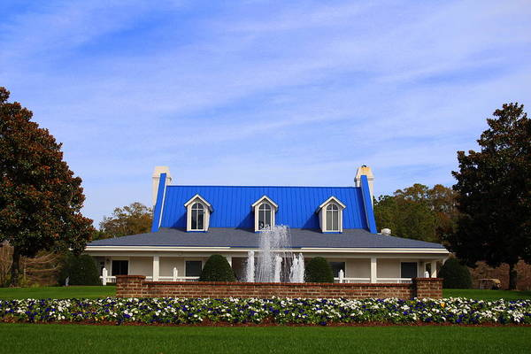 Photograph - A Beautiful Golf Plantation by Cynthia Guinn