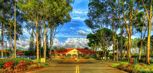 Photograph - A Beautiful Pineapple Dole Plantation Wahiawa Oahu Hawaii Art by Reid Callaway