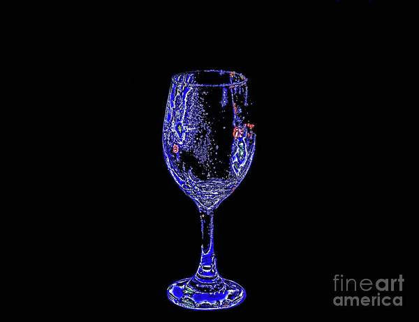 Wall Art - Photograph - a Bit of The Bubbly by Arnie Goldstein