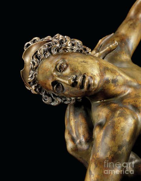 Wall Art - Sculpture - A Bronze Sabine, Florence by Giambologna