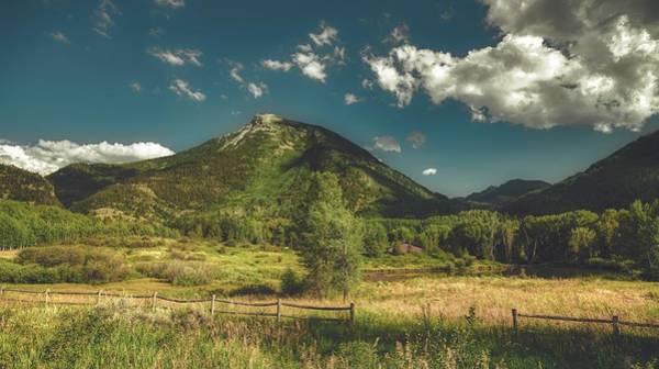 Wall Art - Photograph - A Colorado Summer by Mountain Dreams