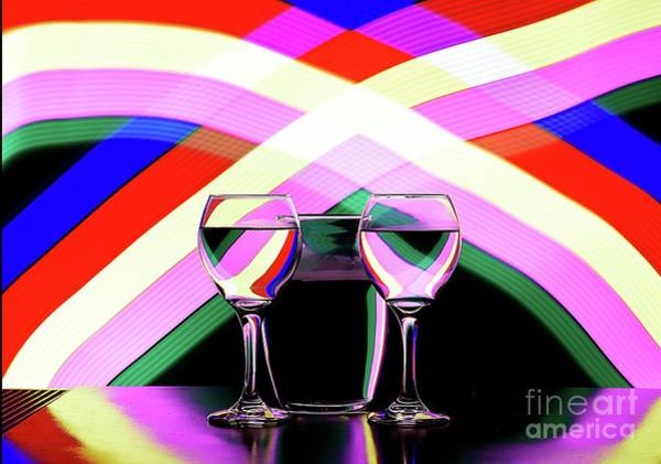 Wall Art - Photograph - A Colorful Night by Arnie Goldstein