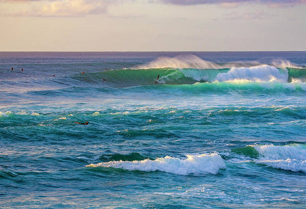 Photograph - A Day On The Waves by Anthony Jones