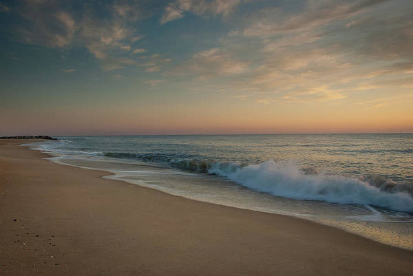 Lewes Photograph - A Delaware Beach by Diana Kehoe Photography