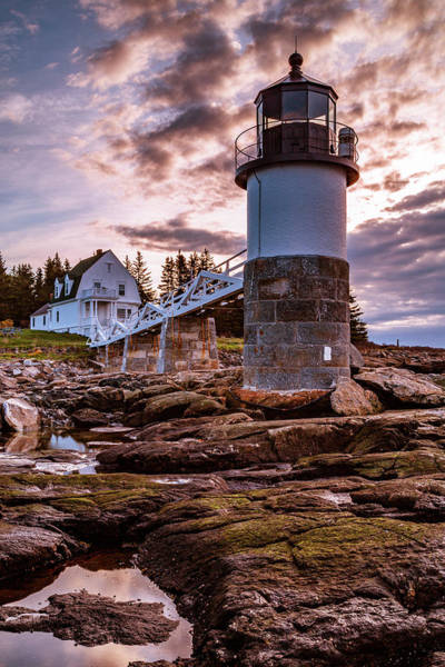 Photograph - A Final Reflection Near Marshall Point by ProPeak Photography