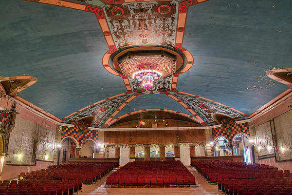 Photograph - A Grand Theater by Kristia Adams