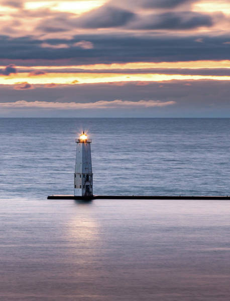Photograph - A Guiding Light by Fran Riley