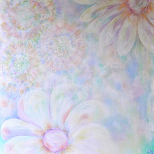 Wall Art - Painting - A Hint Of Spring by Debi Starr