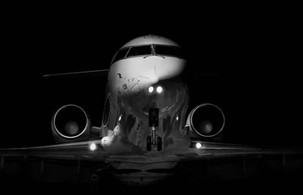 Wall Art - Photograph - A Jet On Final Approach To Toronto by Hans Neleman
