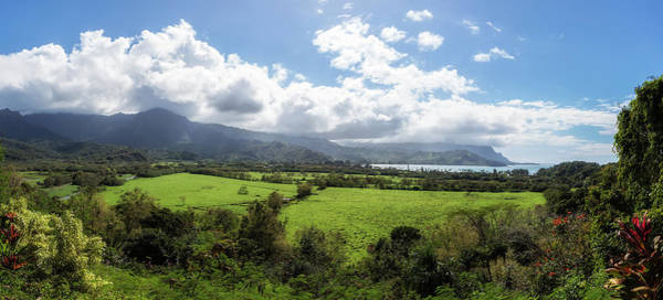 Photograph - A Land Called Hanalei by Belinda Greb