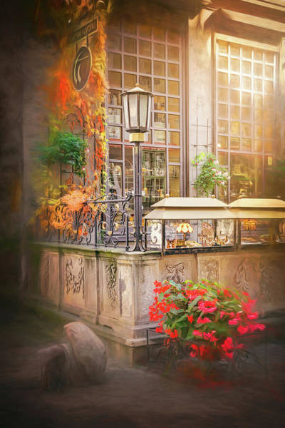 Wall Art - Photograph - A Little Corner Of Mariacka Street Gdansk Poland  by Carol Japp