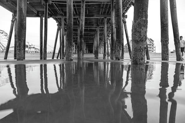 Orchard Beach Photograph - A Look Back In Maine by Betsy Knapp