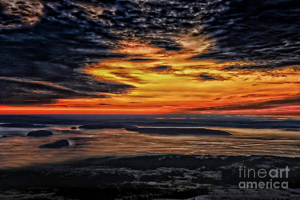 Wall Art - Photograph - A New Day Begins by Arnie Goldstein