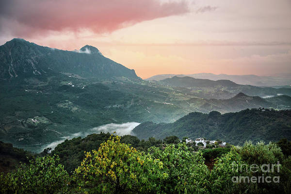 Andalusia Wall Art - Photograph - A New Day Dawning by Evelina Kremsdorf