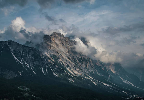 Wall Art - Photograph - A New Day In Dolomites by Jaroslaw Blaminsky