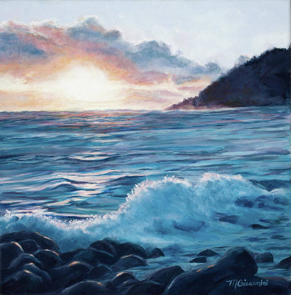 Painting - A New Day by Mary Giacomini
