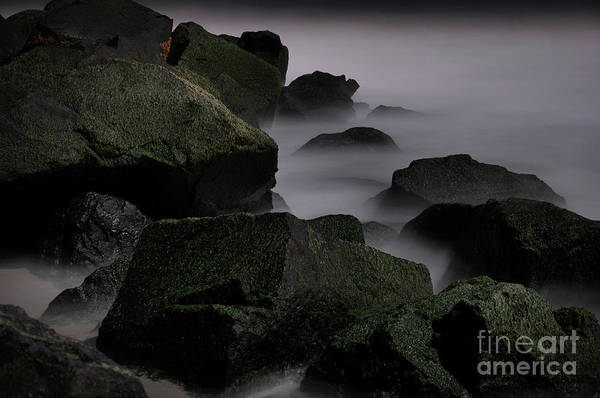 Wall Art - Photograph - A New Jersey Jetty by Paul Ward