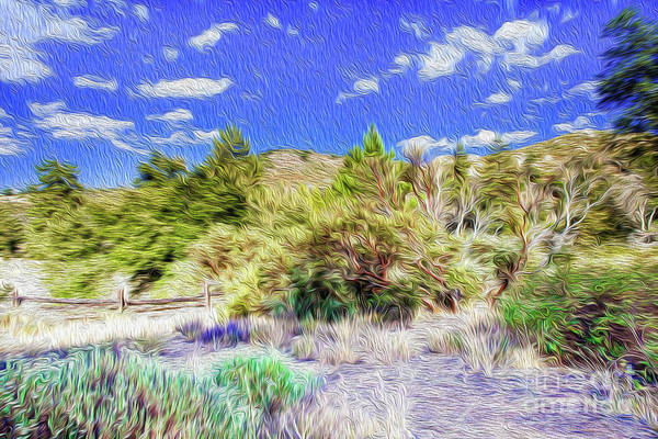 Digital Art - A Place Of Serenity II by Kenneth Montgomery
