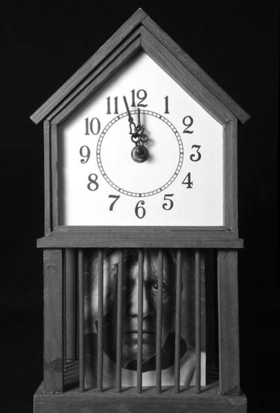 Photograph - A Prisoner Of Time by Rein Nomm