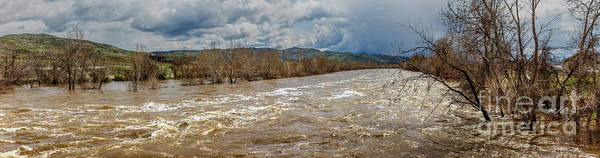 Wall Art - Photograph - A Raging Payette River by Robert Bales