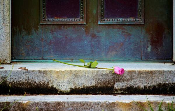 Photograph - A Rose For Mother by Cynthia Guinn