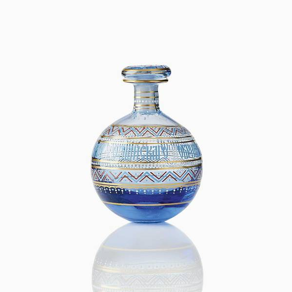 Wall Art - Painting - A Russian Glass Decanter Imperial Glass Manufactory, St. Petersburg, 1880 by Celestial Images