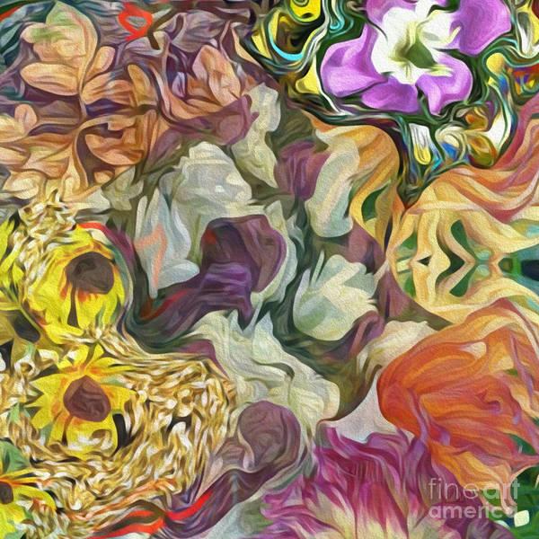 Digital Art - A Sense Of Joy by Kathie Chicoine