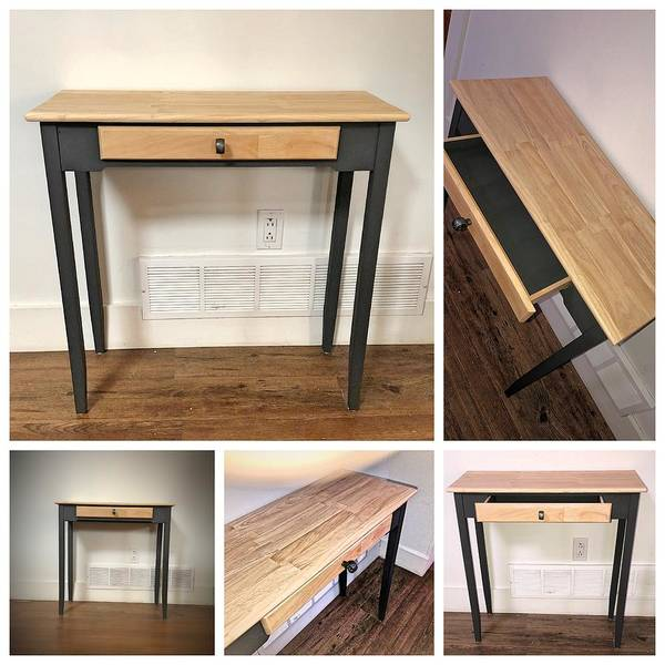 Mixed Media - A Sideboard Transformation - Simple To Sexy by Mario MJ Perron