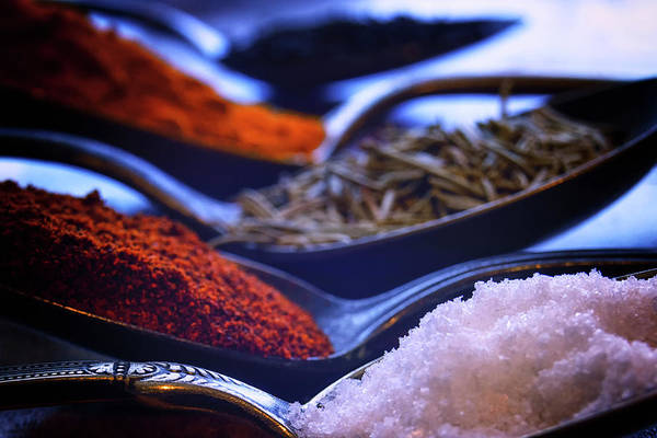 Wall Art - Photograph - A Spoonful Of Spice by Marnie Patchett