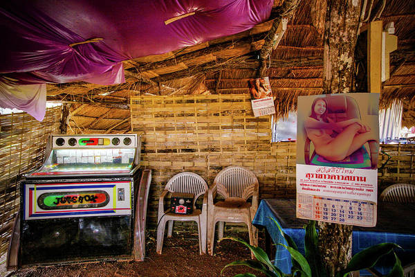 Photograph - A Thai Bar by Jeremy Holton
